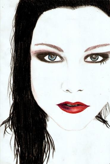 Amy Lee par xsweet-revengex